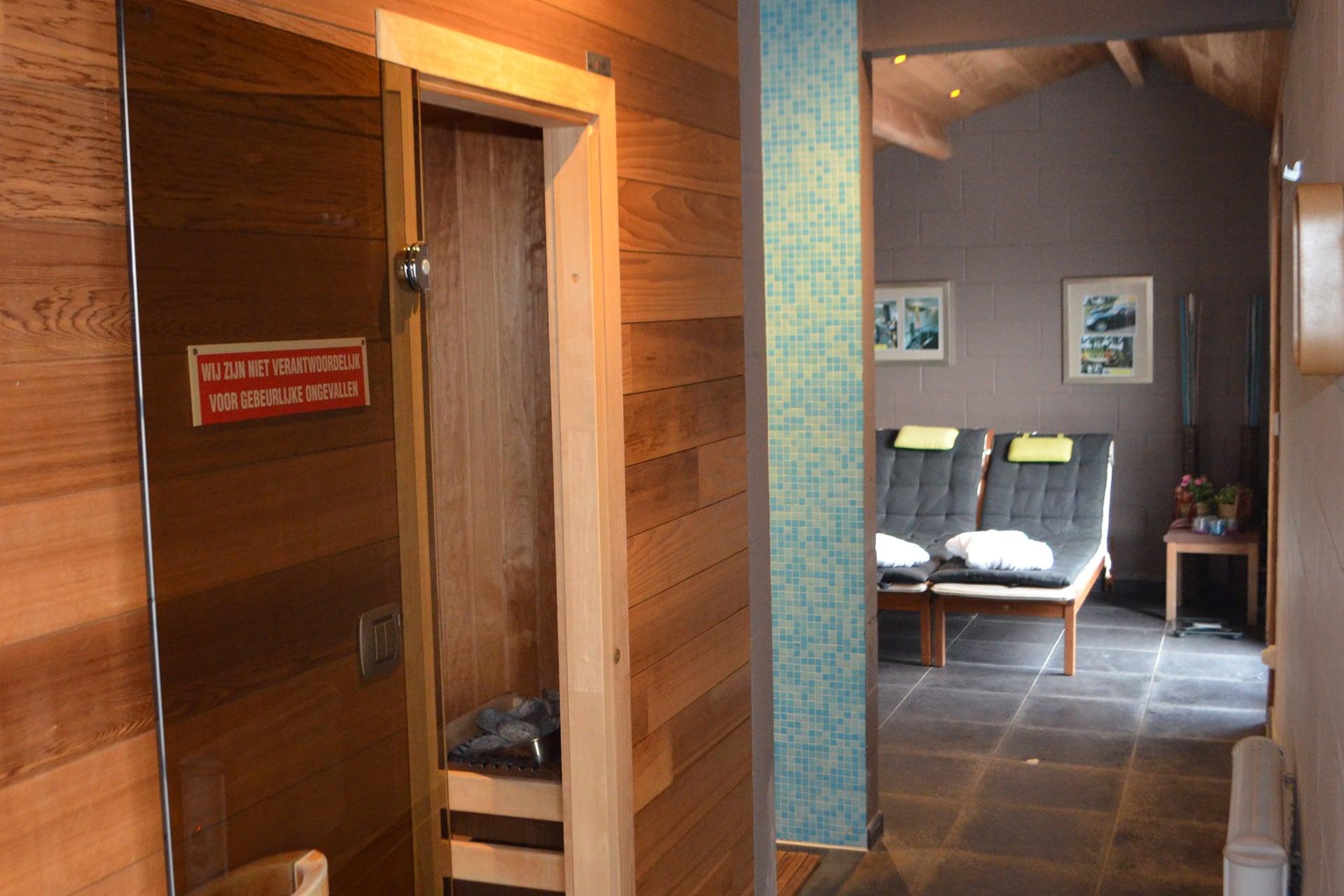 Sauna - Cleythil Hotel
